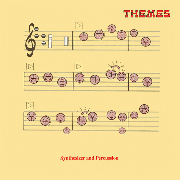 Synthesizer & Percussion (Lp)