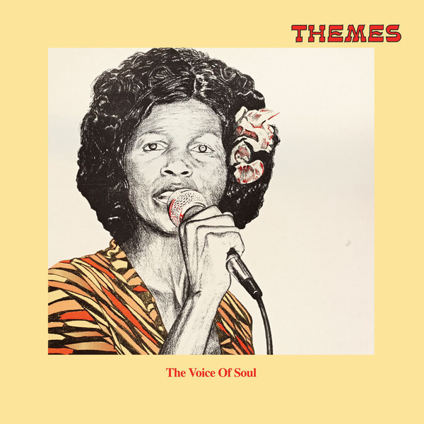 THE VOICE OF SOUL (LP)