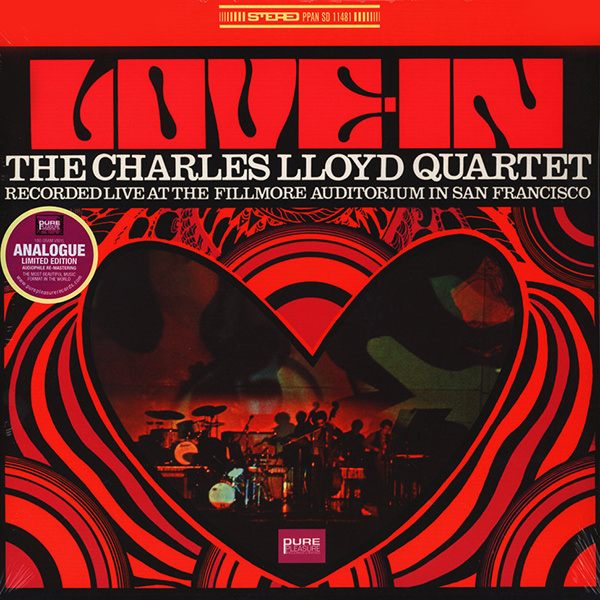 LOVE-IN (LP)