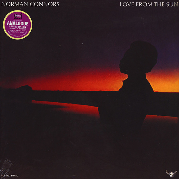 norman connors - Love from the Sun (Lp)