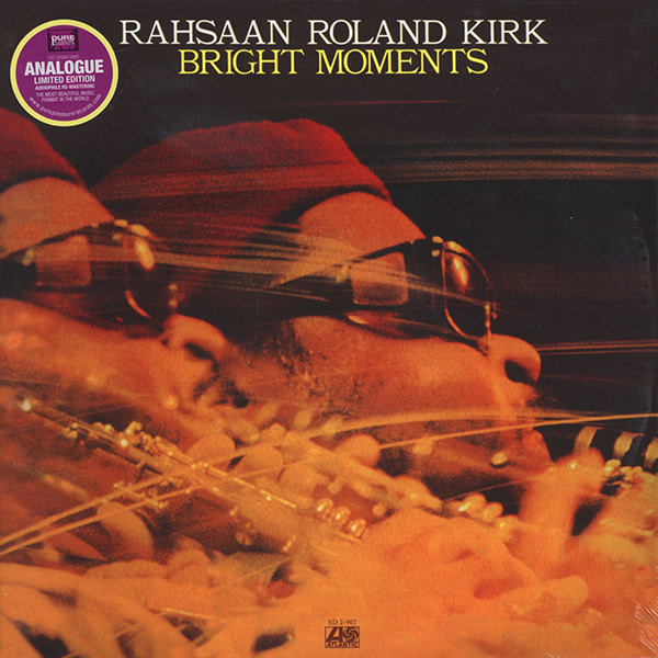 rahsaan roland kirk - Bright Moments (2Lp)