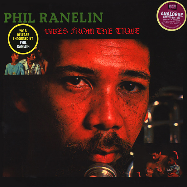 phil ranelin - Vibes From The Tribe (Lp)