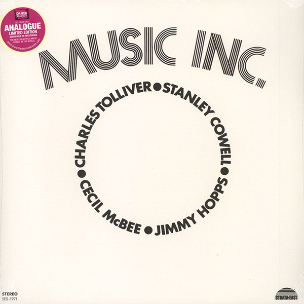 MUSIC INC (LP)