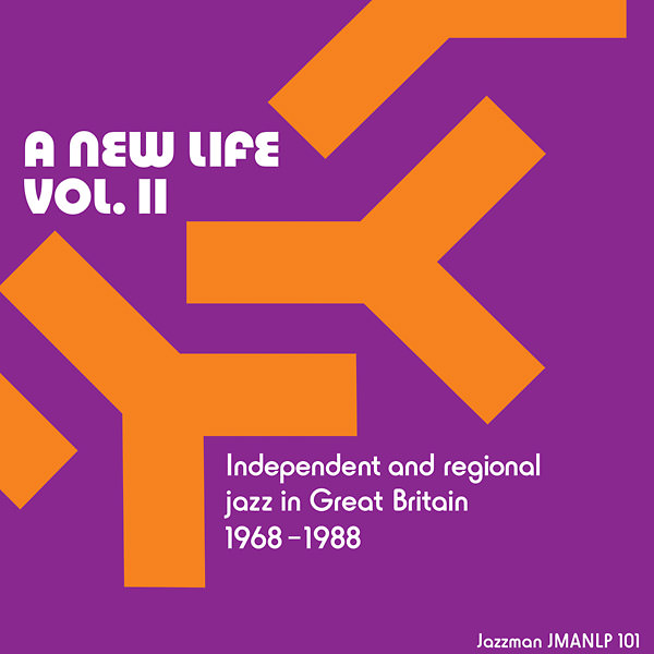 various artists - Independent and Regional Jazz in Great Britain 1968-1988 (2Lp)