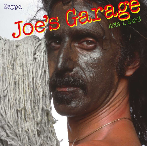 Joe's Garage Acts 1, 2 & 3 (3 Lp)
