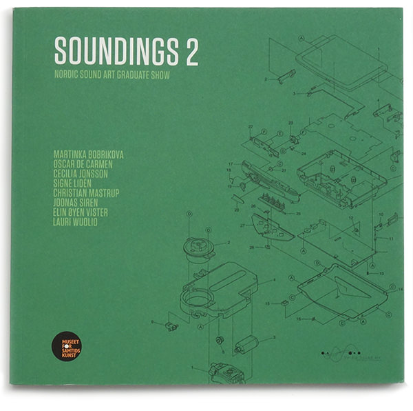 SOUNDINGS 2 - NORDIC SOUND ART (BOOK + 7