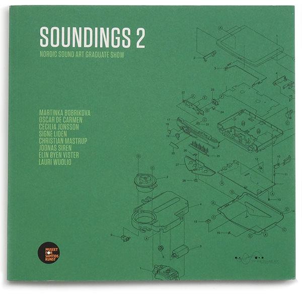 various artists - Soundings 2 - Nordic Sound Art (Book + 7