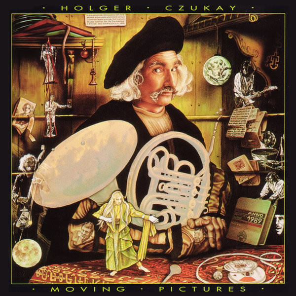 holger czukay - Moving Pictures