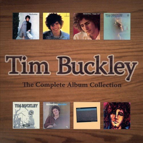 THE COMPLETE ALBUM COLLECTION (8 CD BOX)
