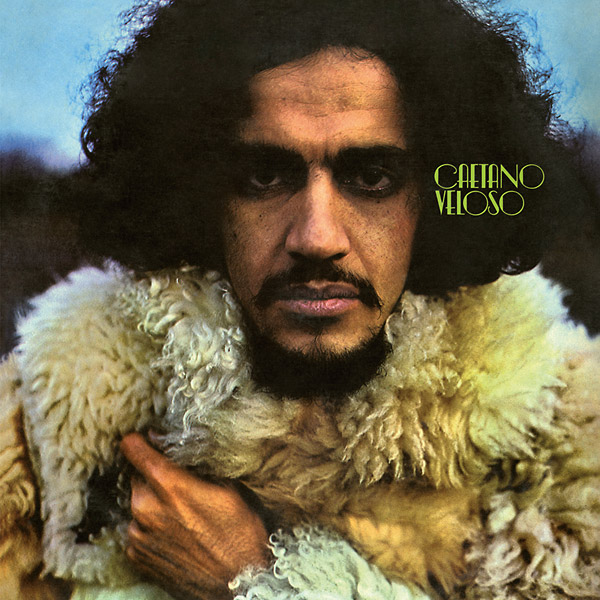 CAETANO VELOSO (A LITTLE MORE BLUE) (COLOR VINYL)