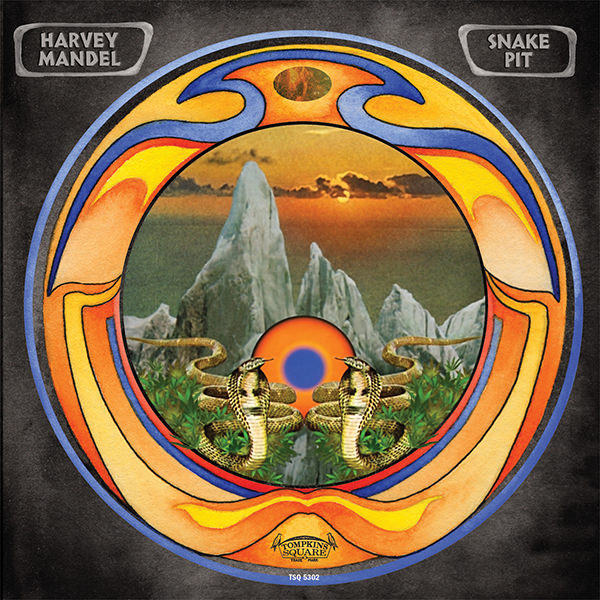 SNAKE PIT (LP)