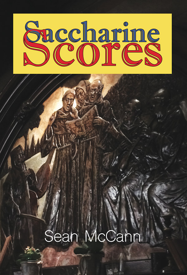 SACCHARINE SCORES (BOOK + CD)