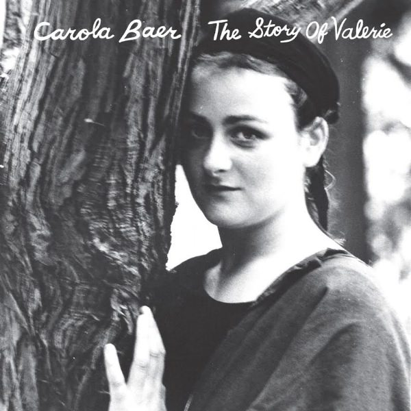 carola baer - The Story of Valery (Lp)