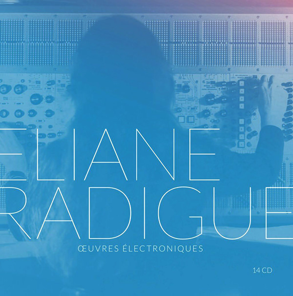 eliane radigue - L'Oeuvre Electronique (14 CD Box)