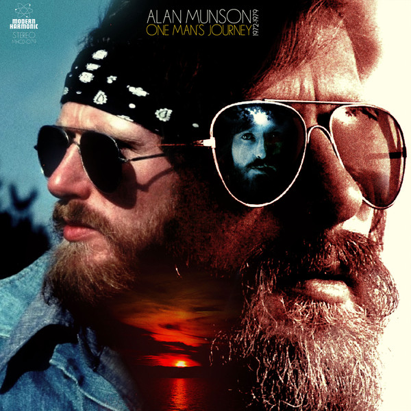 alan munson - One Man's Journey (Lp)