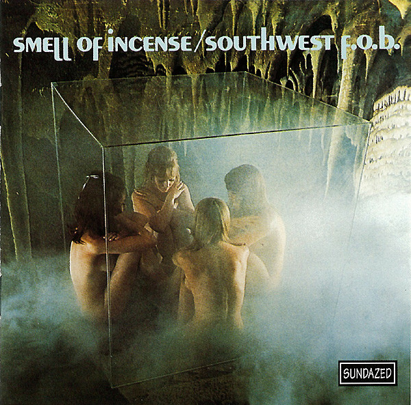 Smell Of Incense (Lp)