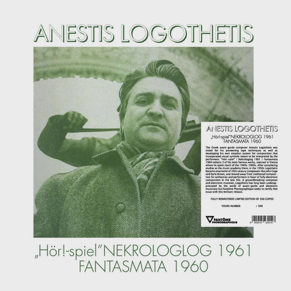 HöR!-SPIEL / NEKROLOGLOG 1961 / FANTASMATA 1960 (LP)