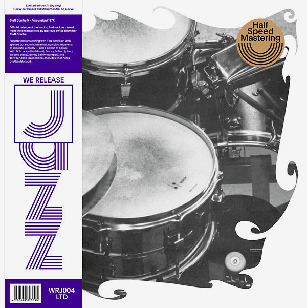 Stuff Combe 5 + Percussion (Lp)