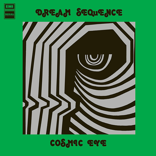 cosmic eye - Dream Sequence (Lp)