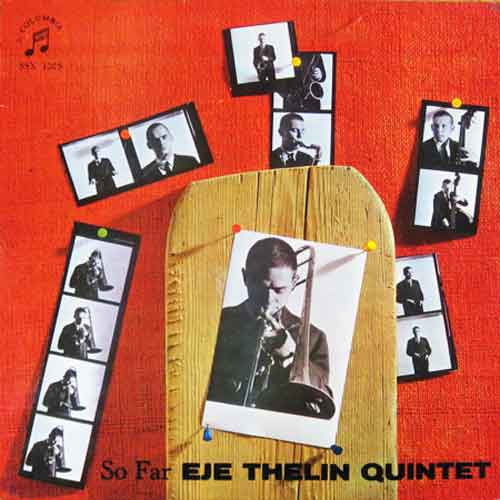 eje thelin quintet - So Far (Lp)