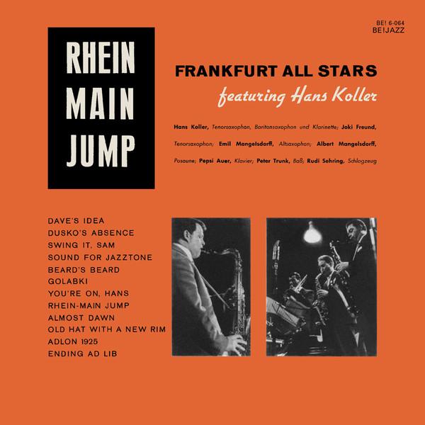 Rhein Main Jump (Lp)