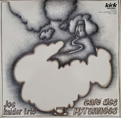 CAFé DES PYRéNNéES (LP)