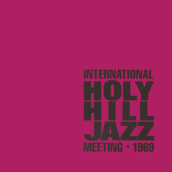 pierre favre - irene schweizer - evan parker - International Holy Hill Jazz Meeting 1969