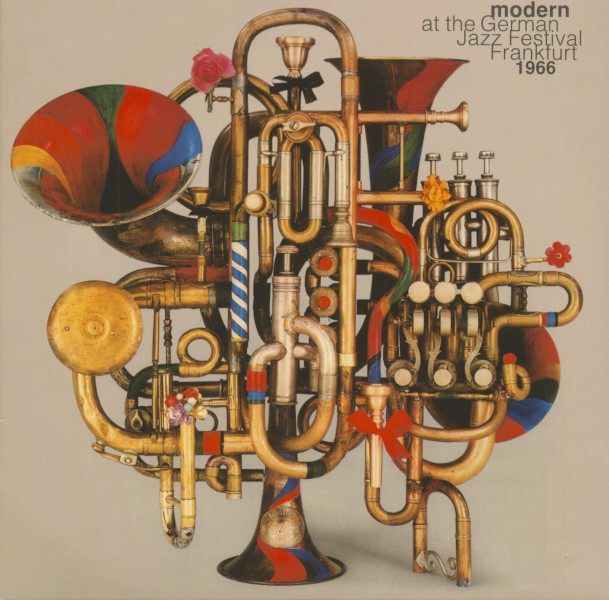 various - Modern At The German Jazz Festival 1966
