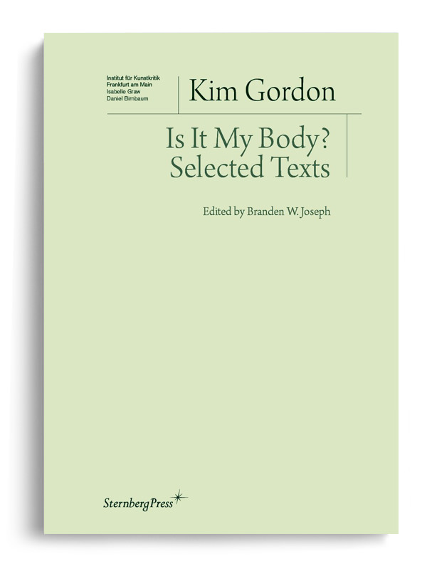 Is It My Body? – Selected Texts