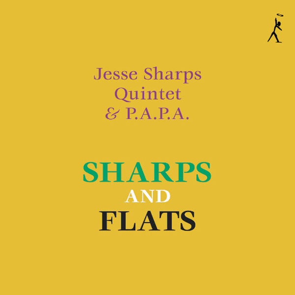 pan-afrikan people's arkestra - jesse sharps - Sharps and Flat (2LP)
