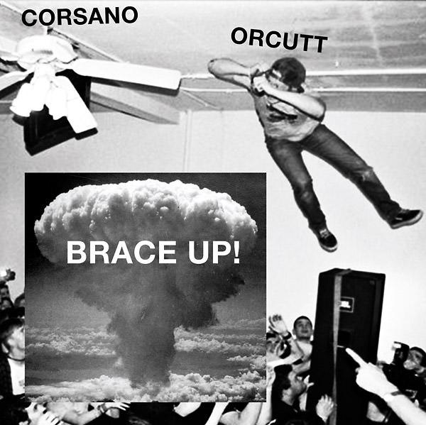 BRACE UP! (LP)