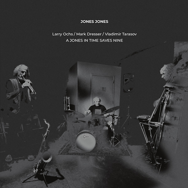 A Jones In Time Saves Nine (Lp)