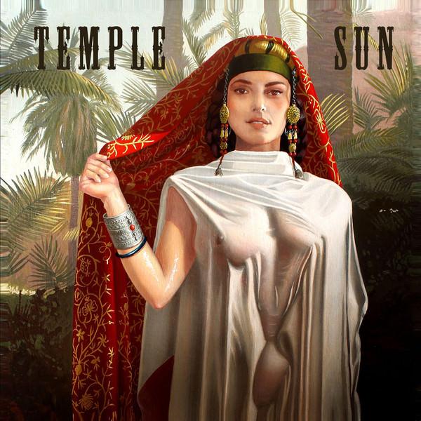 temple sun - Megapolis (Lp)