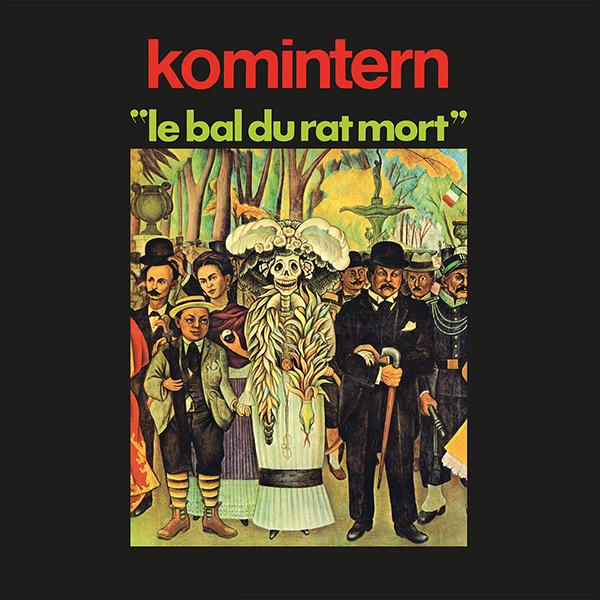 LE BAL DU RAT MORT (LP)