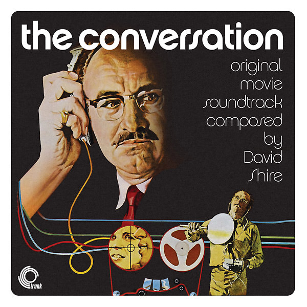 THE CONVERSATION (LP)