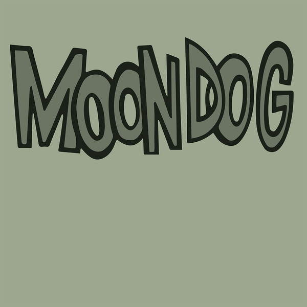 MOONDOG AND HIS FRIENDS (LP)