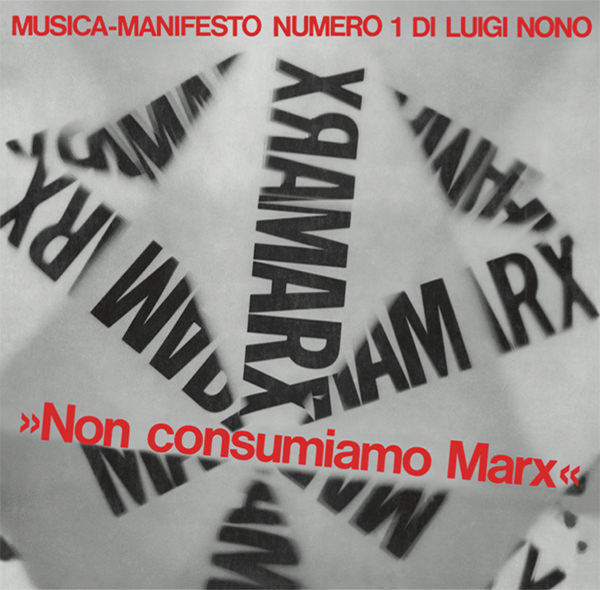 MUSICA MANIFESTO N. 1