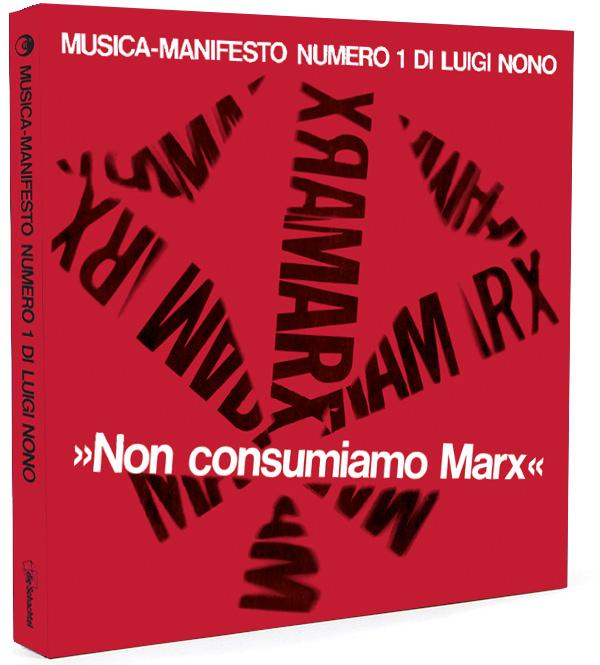 luigi nono - Musica Manifesto n. 1 (Box Edition)