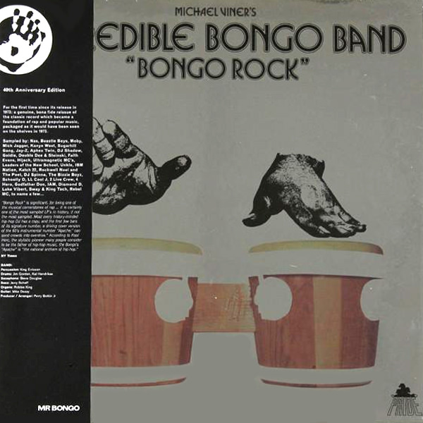 incredible bongo band - Bongo Rock (Lp)