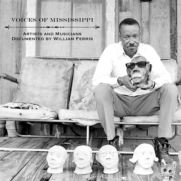VOICES OF MISSISSIPPI (LP)