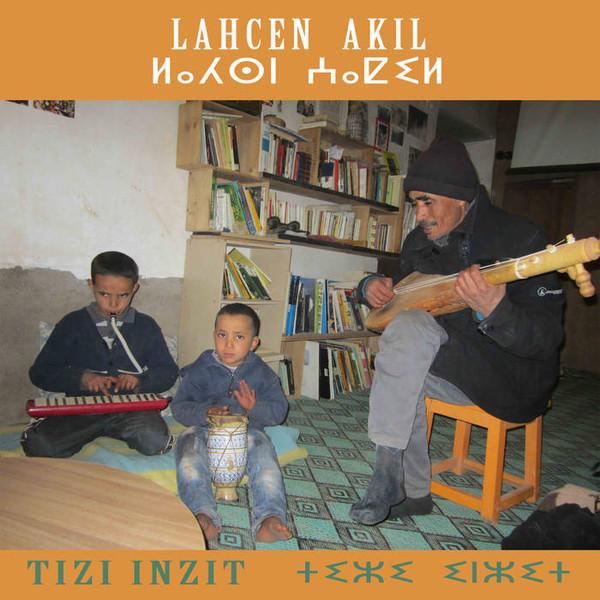 TIZI INZIT (LP)