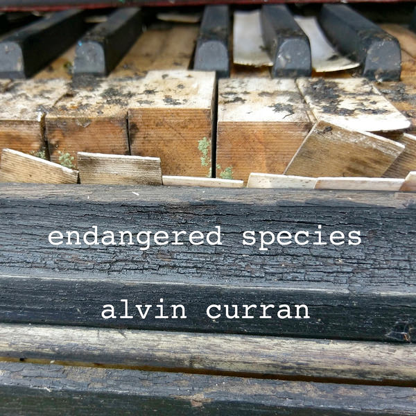 alvin curran - Endangered Species (2 CD)