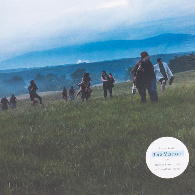 ragnar kjartansson - The Visitors (Lp)