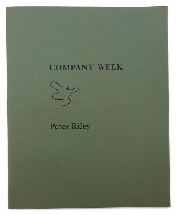 Company Week (Book)