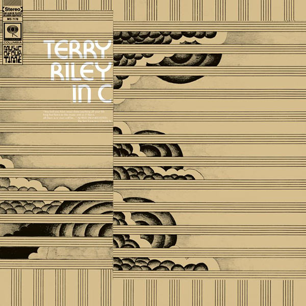 terry riley - In C (Lp, 50th anniversary ed.)