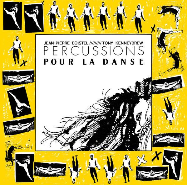PERCUSSIONS POUR LA DANSE (LP)
