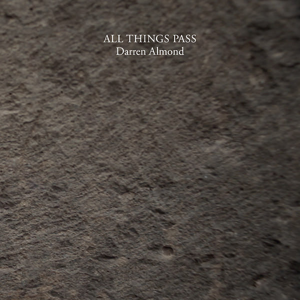 darren almond - All Things Pass & Timescape (book + vinyl LP)