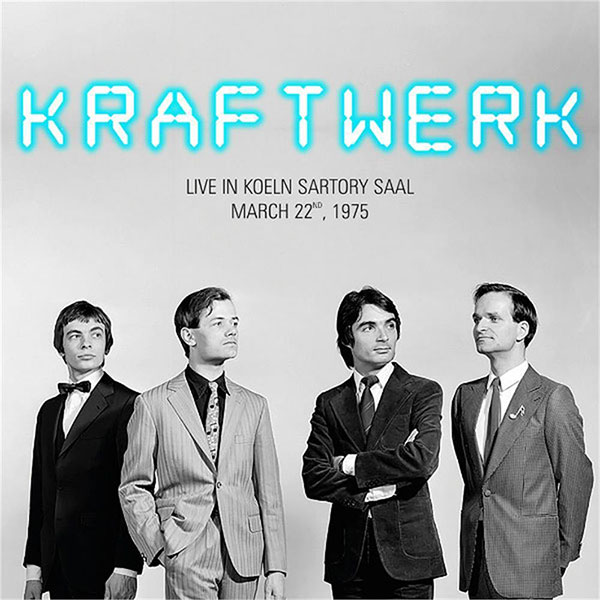 LIVE IN KOELN SARTORY SAAL 1975 (LP)