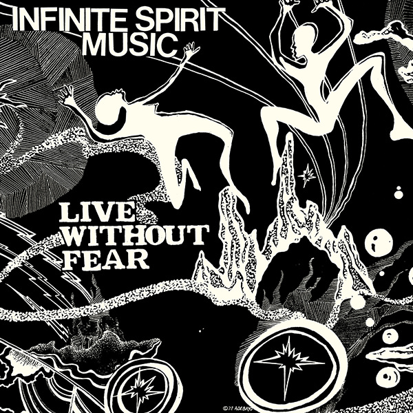 LIVE WITHOUT FEAR (2 LP)