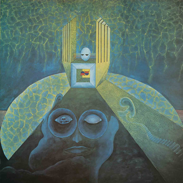 L'UNIVERS DE LA MER (LP)